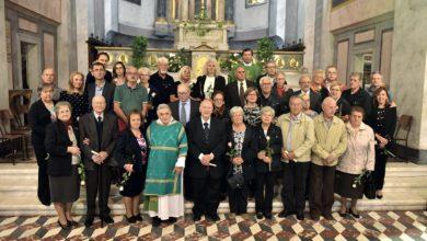 Photo of Il 27 settembre nelle Parrocchie della Comunità Pastorale San Guido, si celebrano anniversari di matrimonio