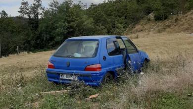 Photo of Masone: rimossa auto abbandonata nei pressi di Cascina Grignolo