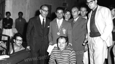 Photo of Acqui celebra Franco Musso nel 60° dell'Oro olimpico