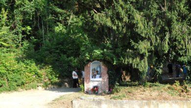 Photo of Alice Bel Colle: in regione Boidini una messa presso l'edicola della Madonna