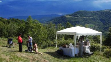 Photo of Roccaverano, al Parco Quarelli, Festival Collind'Arte