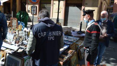 Photo of Controlli dei Carabinieri in occasione del Mercatino degli Sgaientò