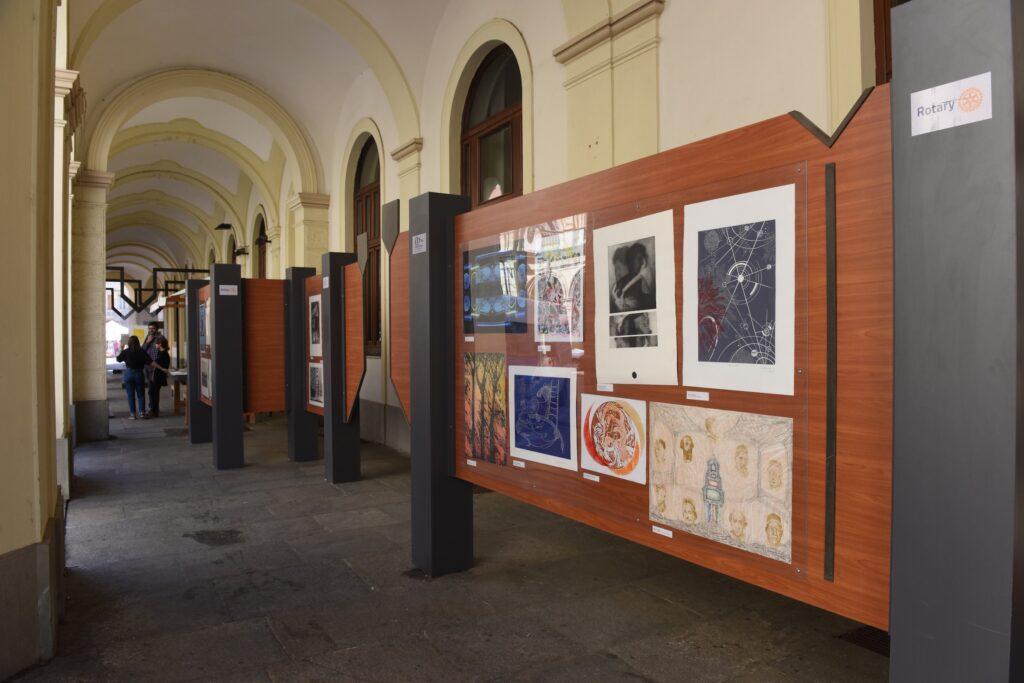 mostra Biennale per l'incisione