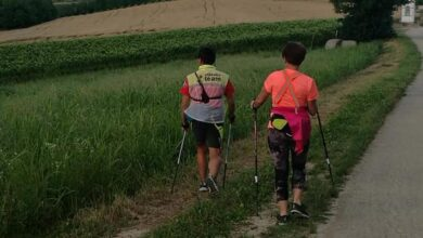 Photo of Annullate le camminate Nordic Walking