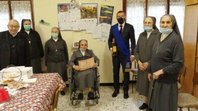 Photo of Nizza Monferrato, suor Franca Mengoli ha compiuto 100 anni