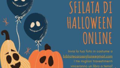 Photo of Rossiglione: sfilata di Halloween on line