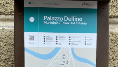 """Photo of Nuovi pannelli turistici per """"leggere"""" la città dallo smartphone"""