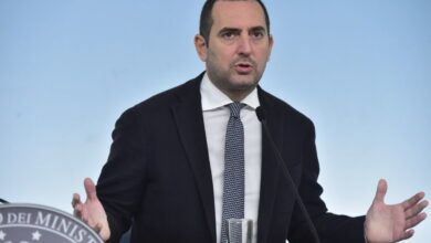 ministro Vincenzo Spadafora