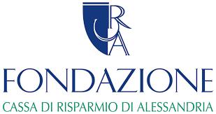 logo Fondazione Cassa di risparmio di Alessandria